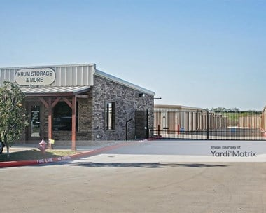 Storage Units for Rent available at 1541 East McCart Street, Krum, TX 76249 Photo Gallery 1
