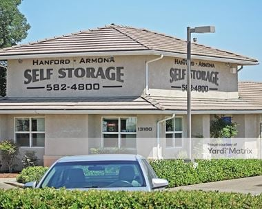 Storage Units for Rent available at 13180 Hanford Armona Drive, Hanford, CA 93230