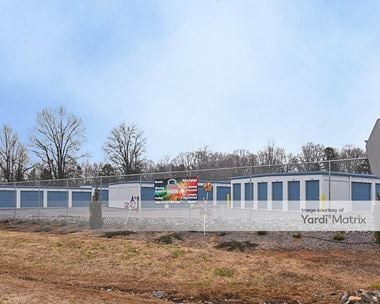 Storage Units for Rent available at 809 South Main Street, Troutman, NC 28166