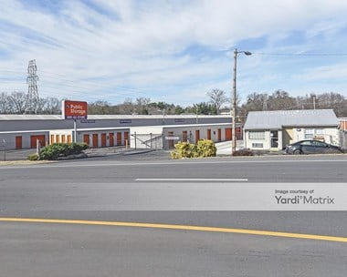 Image for Public Storage - 1079 Concord Pkwy North, NC