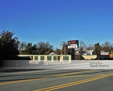 Storage Units for Rent available at 513 South Maple Street, Graham, NC 27253