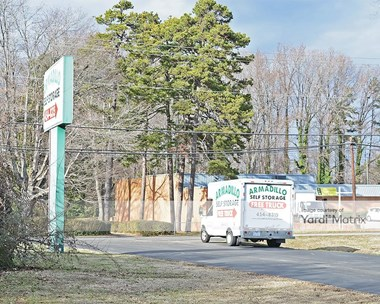 Storage Units for Rent available at 1004 Greensboro Road, High Point, NC 27260 Photo Gallery 1