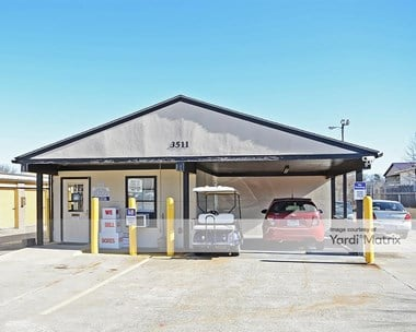 Storage Units for Rent available at 3511 South Holden Road, Greensboro, NC 27407 Photo Gallery 1