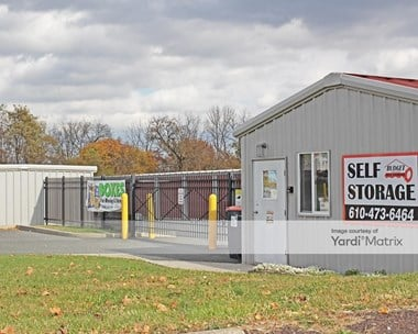 Image for Budget Store & Lock Self Storage - 52 Bartman Avenue, PA