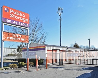 Image for Public Storage - 3206 North OHenry Blvd, NC