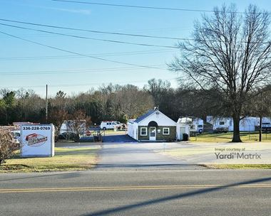 Image for Mini Warehouses of Alamance - 1550 Industry Drive, NC