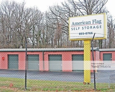 Image for American Flag Self Storage - 5725 Hackney Road, NC