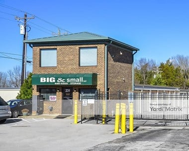 Image for Big & Small Storage - 231 Business Park Drive, TN