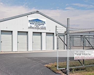 Storage Units for Rent available at 2310 MO - 13, Higginsville, MO 64037