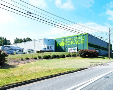 Storage Units for Rent available at 3121 Spring Garden Street, Greensboro, NC 27407