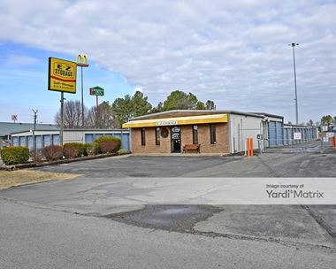 Storage Units for Rent available at 1119 Courier Place, Smyrna, TN 37167