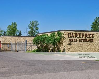 Storage Units for Rent available at 9420 Naples Street, Blaine, MN 55449