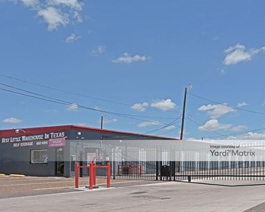 Image for Best Little Warehouse in Texas - 3110 North 23rd Street, TX