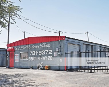 Storage Units for Rent available at 3501 North Cage Blvd, Pharr, TX 78577 Photo Gallery 1