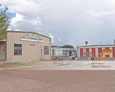 Image for A+ Storage - 2604 West Expressway 83, TX