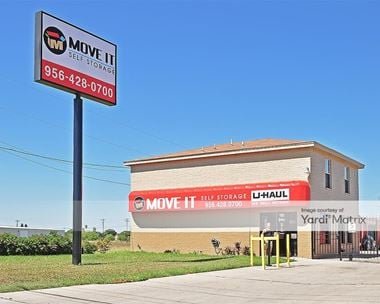 Storage Units for Rent available at 7802 West Expressway 83, Harlingen, TX 78552