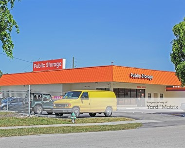 Storage Units for Rent available at 851 Knights Road, Hollywood, FL 33021 Photo Gallery 1