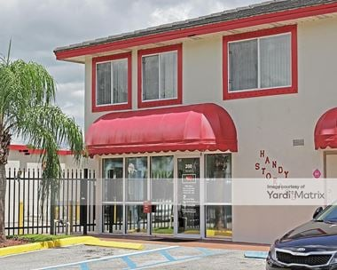 Storage Units for Rent available at 350 South University Drive, Pembroke Pines, FL 33025