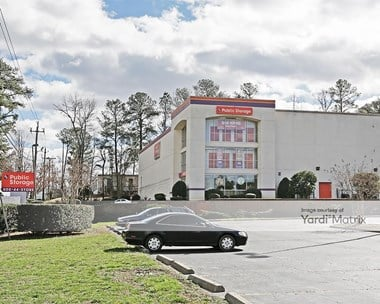 Image for Public Storage - 6921 Glenwood Avenue, NC
