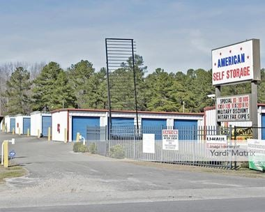 Storage Units for Rent available at 14396 Lillington Hwy, Spring Lake, NC 28390
