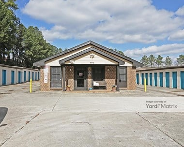 Image for Jimmy's Mini Self Storage - 4412 Delta Lake Drive, NC