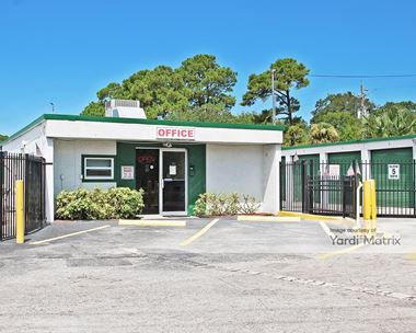 Storage Units for Rent available at 1770 Mayport Road, Atlantic Beach, FL 32233