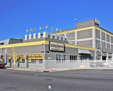 Image for Storage King USA - 838 Main Avenue, NJ