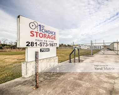 Image for 1st Choice Storage - 7524 Farm to Market Road 3180, TX