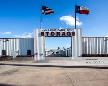 Image for College Park Mini Storage - 8456 Highway 242, TX