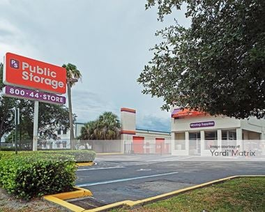 Storage Units for Rent available at 5503 North Australian Avenue, West Palm Beach, FL 33407