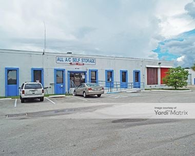 Storage Units for Rent available at 5740 Columbia Circle, West Palm Beach, FL 33407