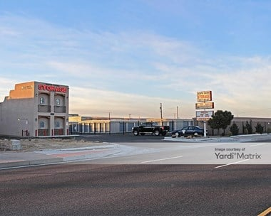 Image for North Coors Self Storage - 615B Coors Blvd NW, NM