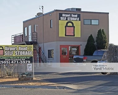Image for Airport Road Self Storage - 3929 Academy Road, NM