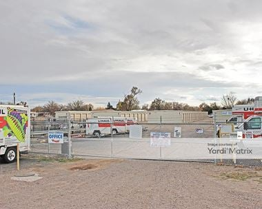 Storage Units for Rent available at 627 East River Road, Belen, NM 87002