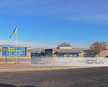 Storage Units for Rent available at 9500 Central SW, Albuquerque, NM 87121 Photo Gallery 1