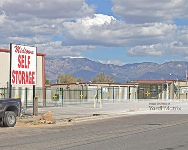 Image for Midtown Self Storage - 4339 Cutler Avenue NE, NM