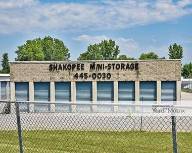 Storage Units for Rent available at 1803 Eagle Creek Blvd, Shakopee, MN 55379