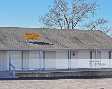 Storage Units for Rent available at 1813 Rock Road, De Soto, MO 63020