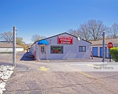 Storage Units for Rent available at 1500 West Blvd, Belleville, IL 62221