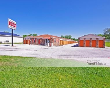 Storage Units for Rent available at 101 North Service Road, Saint Peters, MO 63376