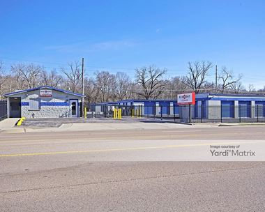 Storage Units for Rent available at 812 South Morrison Avenue, Collinsville, IL 62234