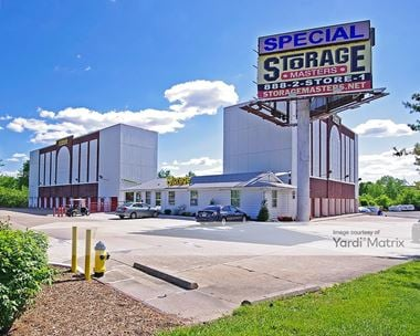 Storage Units for Rent available at 1025 Hemsath Road, St. Charles, MO 63303