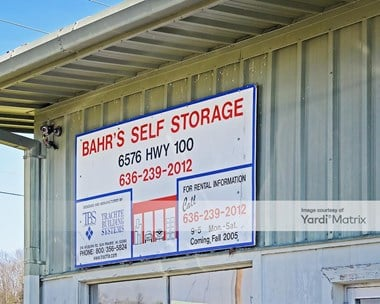 Storage Units for Rent available at 6576 Hwy 100, Washington, MO 63090 Photo Gallery 1