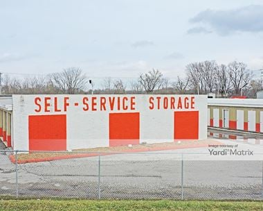 Storage Units for Rent available at 1410 Frontage Road, O'Fallon, IL 62269