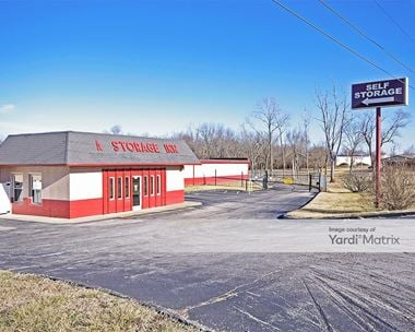 Storage Units for Rent available at 4111 Humbert Road, Alton, IL 62002