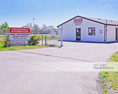 Image for Federal Storage Mini Warehouse - 1500 Carlyle Avenue, IL