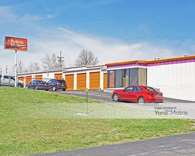 Storage Units for Rent available at 1550 North Lindbergh Blvd, St Louis, MO 63132