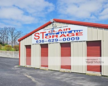 Storage Units for Rent available at 1000 Plaza Court South, Saint Clair, MO 63077