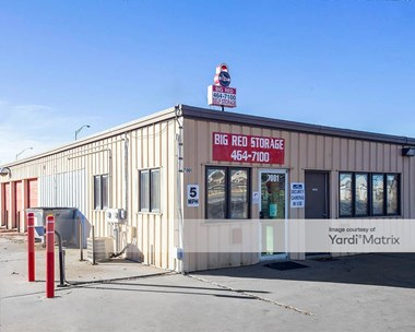 Image for Big Red Self Storage - 7001 Custer Street, NE