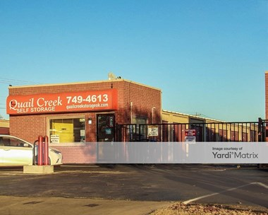 Image for Quail Creek Self Storage - 3030 West Memorial Road, OK